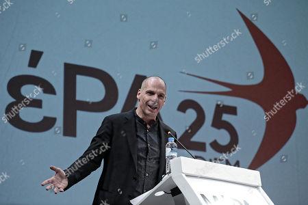 Stock Picture of Yianis Varoufakis