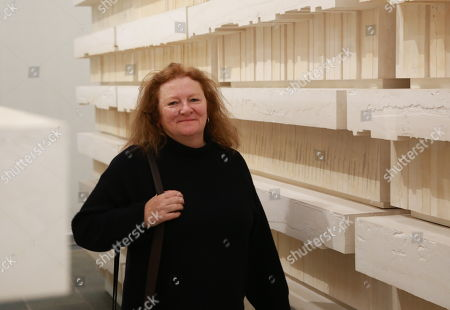 Editorial picture of Rachel Whiteread exhibition, Vienna, Austria - 06 Mar 2018