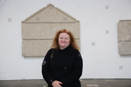 Stock Picture of Rachel Whiteread