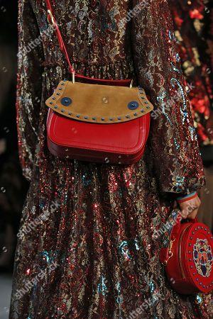 Editorial photo of Vivienne Tam show, Runway, Fall Winter 2018, New York Fashion Week, USA - 13 Feb 2018