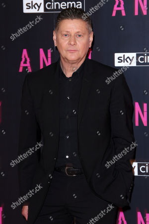 Editorial image of 'Anon' film screening, Arrivals, London, UK - 30 Apr 2018