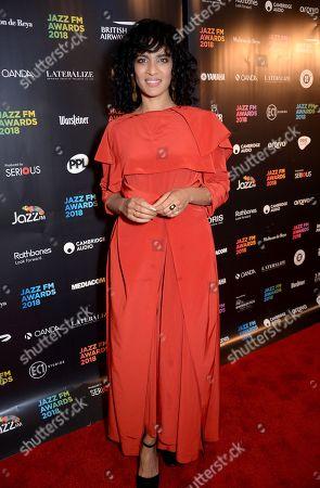 Editorial photo of Jazz FM Awards, London, UK - 30 Apr 2018