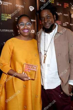 Cecile McLorin Salvant and Soweto Kinch