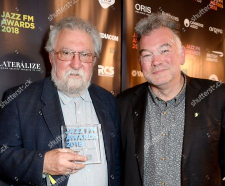 Evan Parker and Stewart Lee