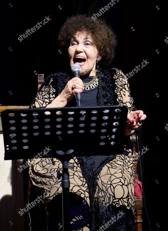 Stock Picture of Dame Cleo Laine