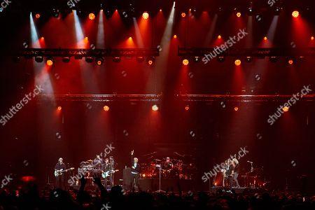 Bon Jovi - Hugh Mcdonald, Everett Bradley, John Shanks, Jon Bon Jovi, Tico Torres, Phil X and David Bryan
