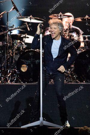 Bon Jovi - Jon Bon Jovi and Tico Torres
