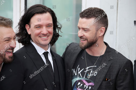 JC Chasez and Justin Timberlake