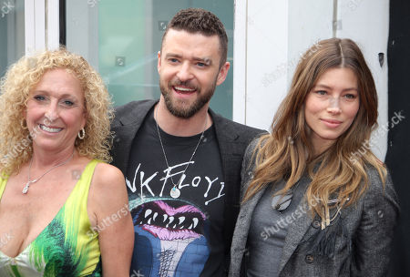 Editorial picture of NSYNC honored with a star on the Hollywood Walk of Fame, Los Angeles, USA - 30 Apr 2018