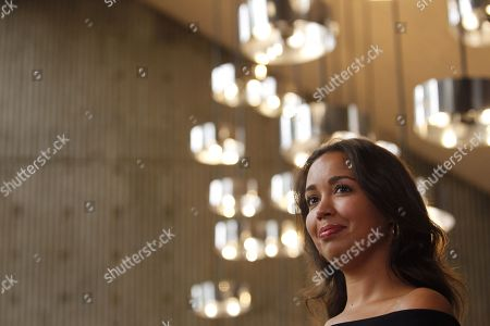 Editorial image of Soprano Nadine Sierra to perform with Mineria Symphonic Orchestra in Mexico City - 30 Apr 2018