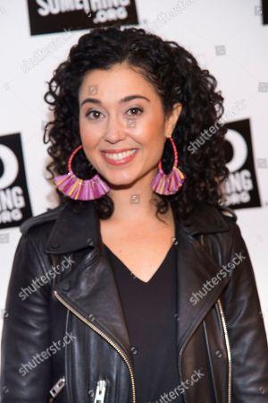 Stock Photo of Carly Ciarrocchi