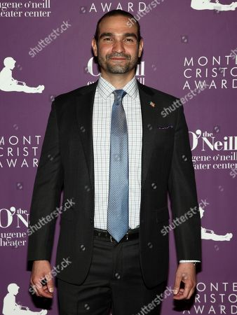 Javier Munoz attends the 18th Annual Monte Cristo Awards at the Edison Ballroom, in New York