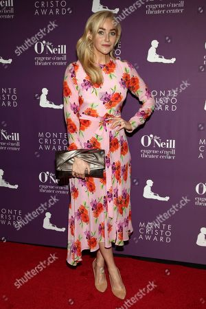 Betsy Wolfe attends the 18th Annual Monte Cristo Awards at the Edison Ballroom, in New York