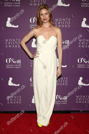 Kate MacCluggage attends the 18th Annual Monte Cristo Awards at the Edison Ballroom, in New York