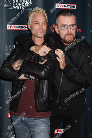 Editorial picture of Live Nation Launches National Concert Week, New York, USA - 30 Apr 2018