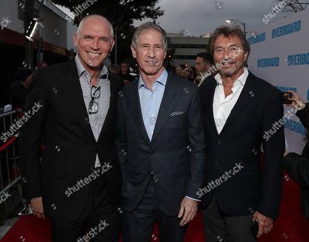 Lionsgate Motion Picture Group Co-Chair, Joe Drake, Lionsgate Entertainment CEO, John Feltheimer, Lionsgate Motion Picture Group Co-Chair, Patrick Wachsberger