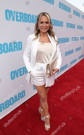 Editorial photo of 'Overboard' film premiere, Arrivals, Los Angeles, USA - 30 Apr 2018
