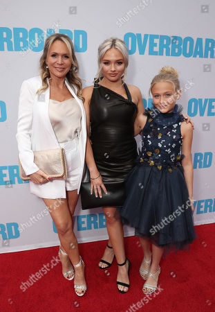 Editorial image of 'Overboard' film premiere, Arrivals, Los Angeles, USA - 30 Apr 2018
