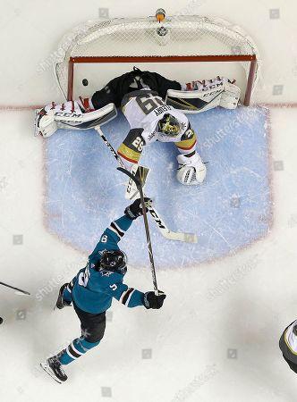 Vegas Golden Knights v San Jose Sharks Stock Photos (Exclusive ... 3d53e473e