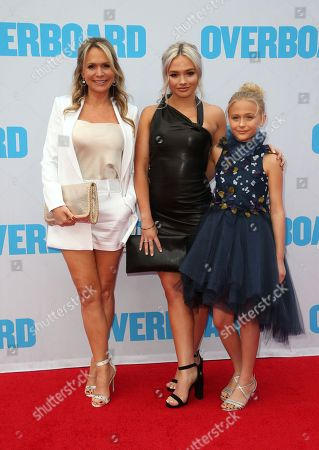 Editorial picture of 'Overboard' film premiere, Arrivals, Los Angeles, USA - 30 Apr 2018