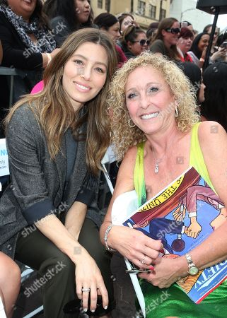 Stock Picture of Lynn Bomar Harless, Jessica Biel