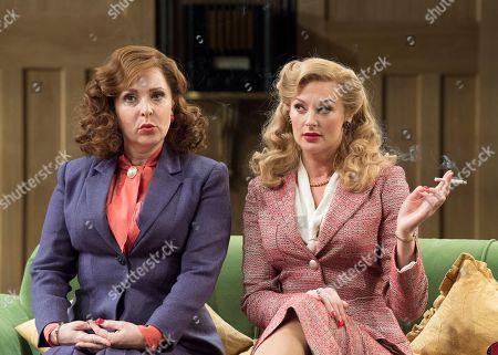 Tracy-Ann Oberman as Monica Reed, Katherine Kingsley as Liz Essendine,
