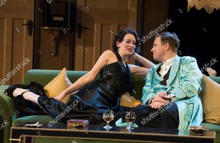 Lucy Briggs-Owen as Joanna Lyppiatt, Rufus Hound as Garry Essendine