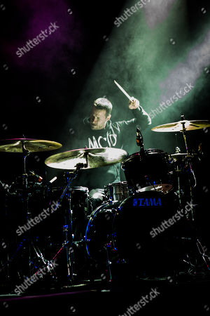 Stock Picture of Highly Suspect - Ryan Meyer