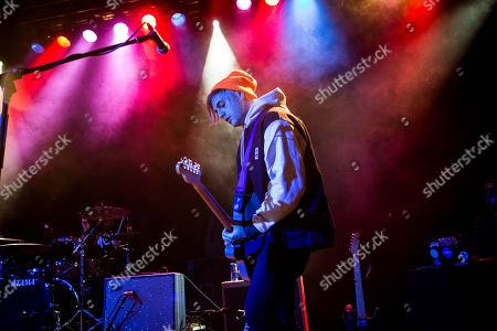 Editorial image of Highly Suspect in concert, Milan, Italy - 21 Feb 2018