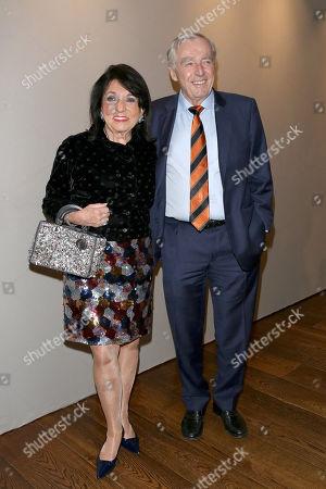 Regine Sixt and Mann Erich