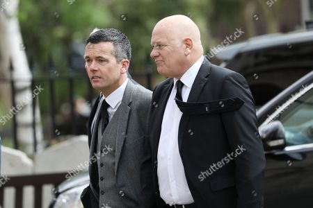 Editorial picture of Ray Wilkins Memorial Service, London, UK - 01 May 2018