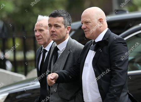 Stock Photo of Peter Reid, Ian Harte, Andy Gray