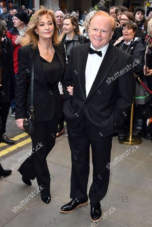 Editorial photo of 'Chess' musical opening night, Arrivals, London, UK - 01 May 2018