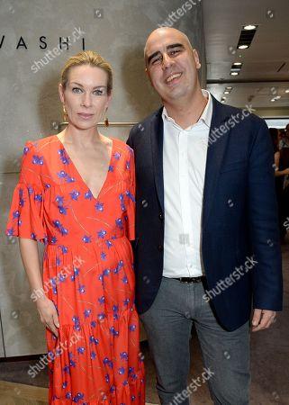 Pippa Vosper and Vashi Dominguez