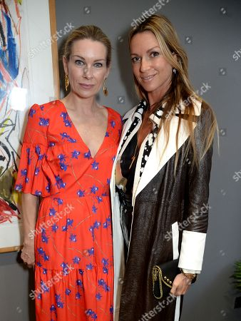 Pippa Vosper and Caroline Sciamma-Massenet