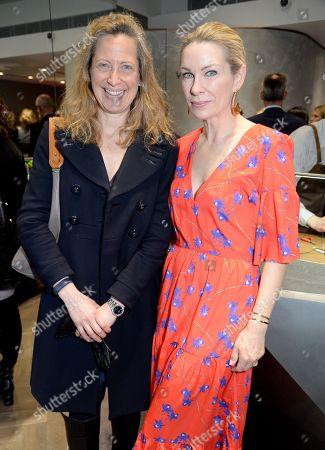 Samantha Conti and Pippa Vosper