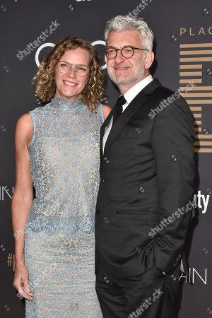 Dominic Raacke and Freundin Alexandra Rohleder