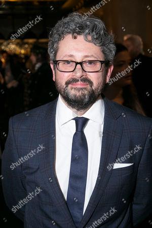 Editorial photo of 'Chess' party, Press Night, London, UK - 01 May 2018
