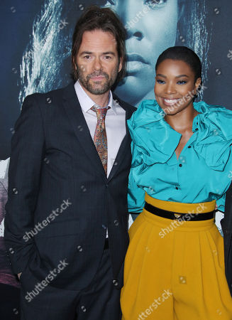 Gabrielle Union and Billy Burke