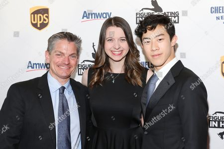 Editorial picture of Champions in Life Benefit Gala, New York, USA - 01 May 2018