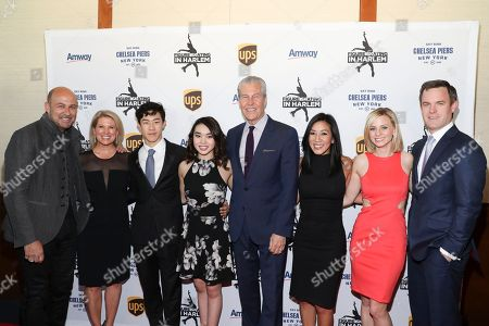 Editorial image of Champions in Life Benefit Gala, New York, USA - 01 May 2018