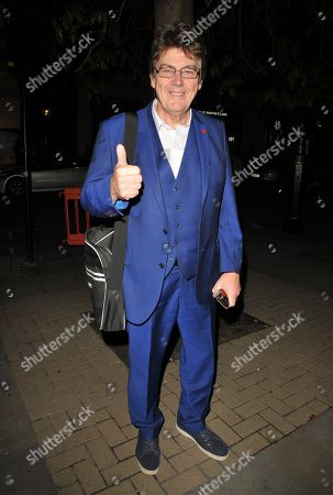 Stock Image of Mike Read