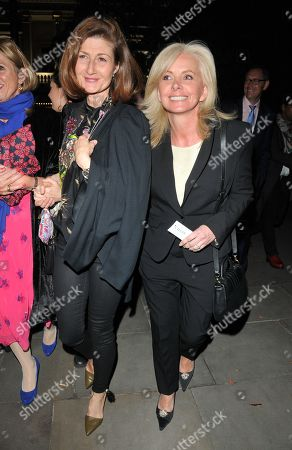 Editorial photo of 'Chess' musical opening night, After Party, London, UK - 01 May 2018