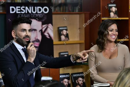 Jomari Goyso, Pamela Silva Conde