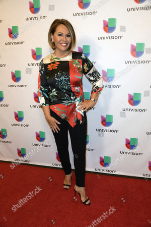 Maria Elena Salinas Stock Pictures Editorial Images And Stock