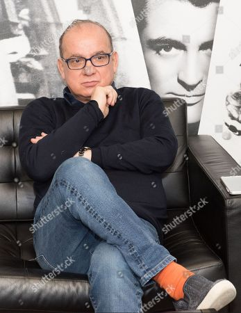 Touker Suleyman in his office