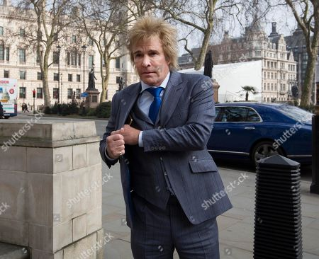 Pimlico Plumbers chief executive Charlie Mullins