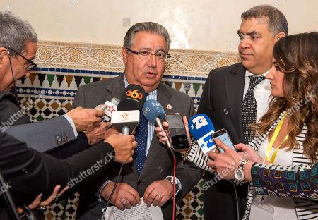 Juan Ignacio Zoido and Abdelouafi Laftit