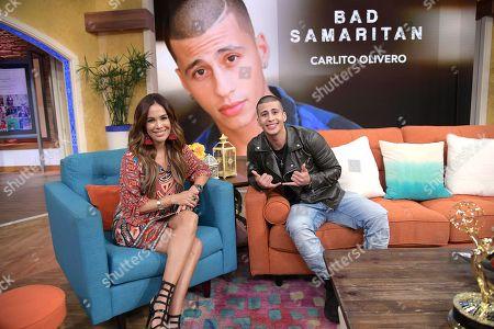 Editorial image of 'Despierta America' TV show, Miami, USA - 02 May 2018