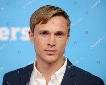 Stock Image of William Moseley